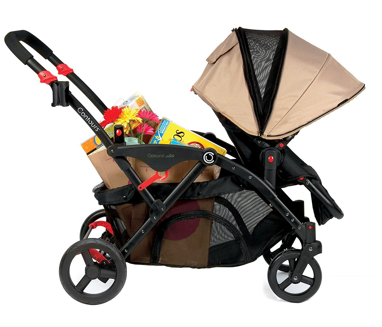 Contours Options Elite Tandem Stroller Review Tandem