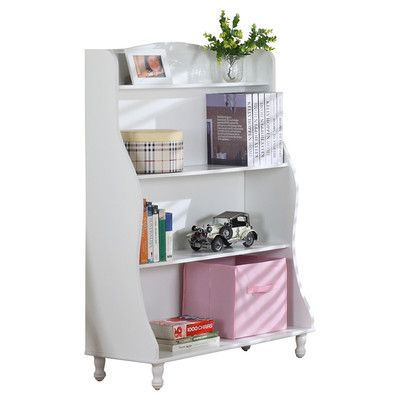 Inroom Designs Tall 49 Bookcase R1016 Inroom Designs R1016 Kids Bookcase Bookcase Furniture