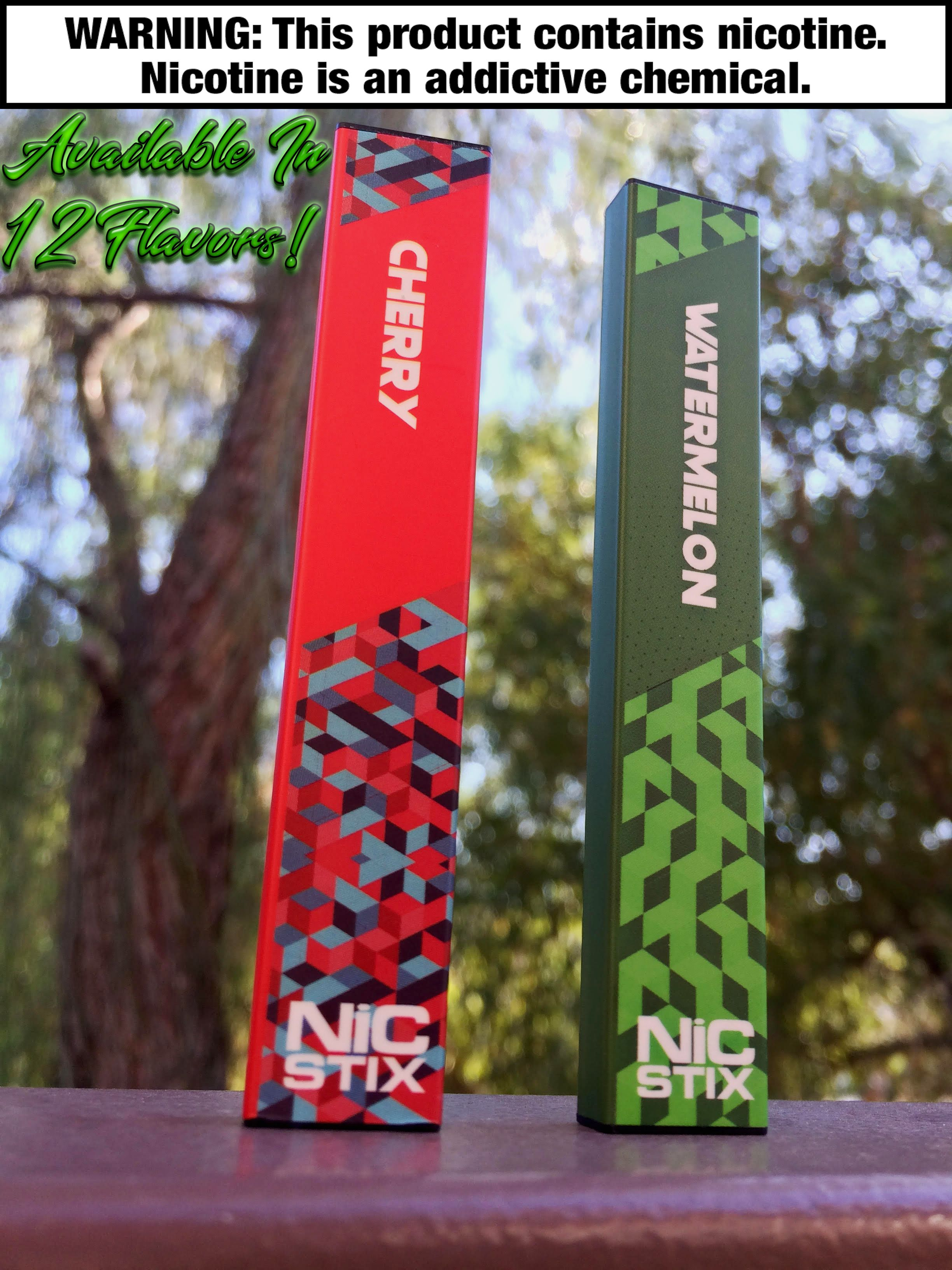 Nic Stix Disposable Vape Singles | VapeWolesaleUSA com in
