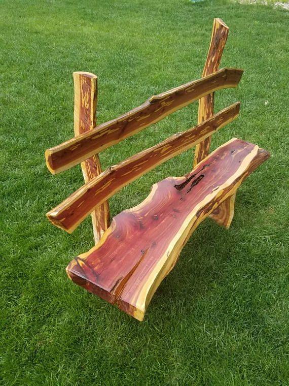 Red Cedar Bench 3