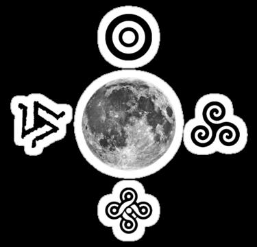 Teen Wolf Symbols Damec Portfolio Teen Wolf Pack Symbols Black