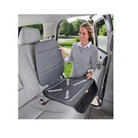 With Raised Walls To Help Contain Spills And Crumbs The Brica Car Seat Guardian Plus