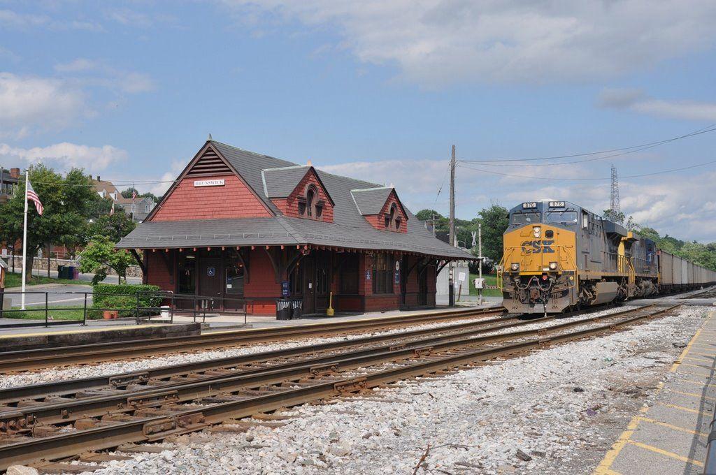 Frederick County Maryland Brunswick Md Train Station