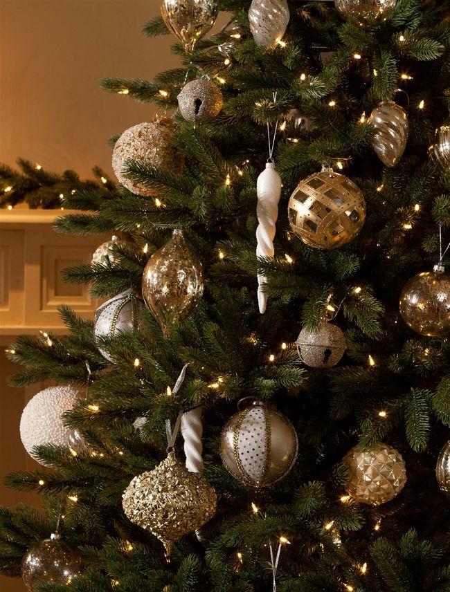 Árboles de Navidad 2017 2018 Ideas y Tendencias #kerstboomversieringen2019