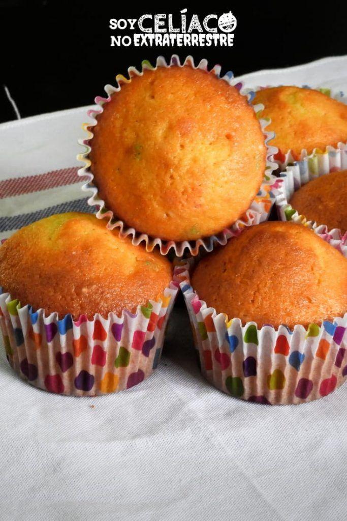 Cupcakes sin gluten: receta fácil en apenas 5 pasos