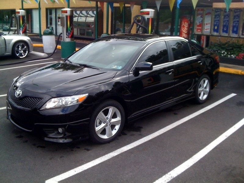 My 5th/current Car   2011 Toyota Camry SE