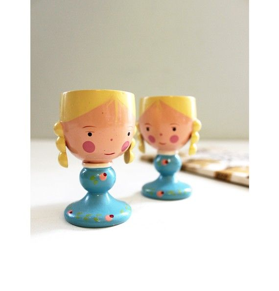cutest little egg cups