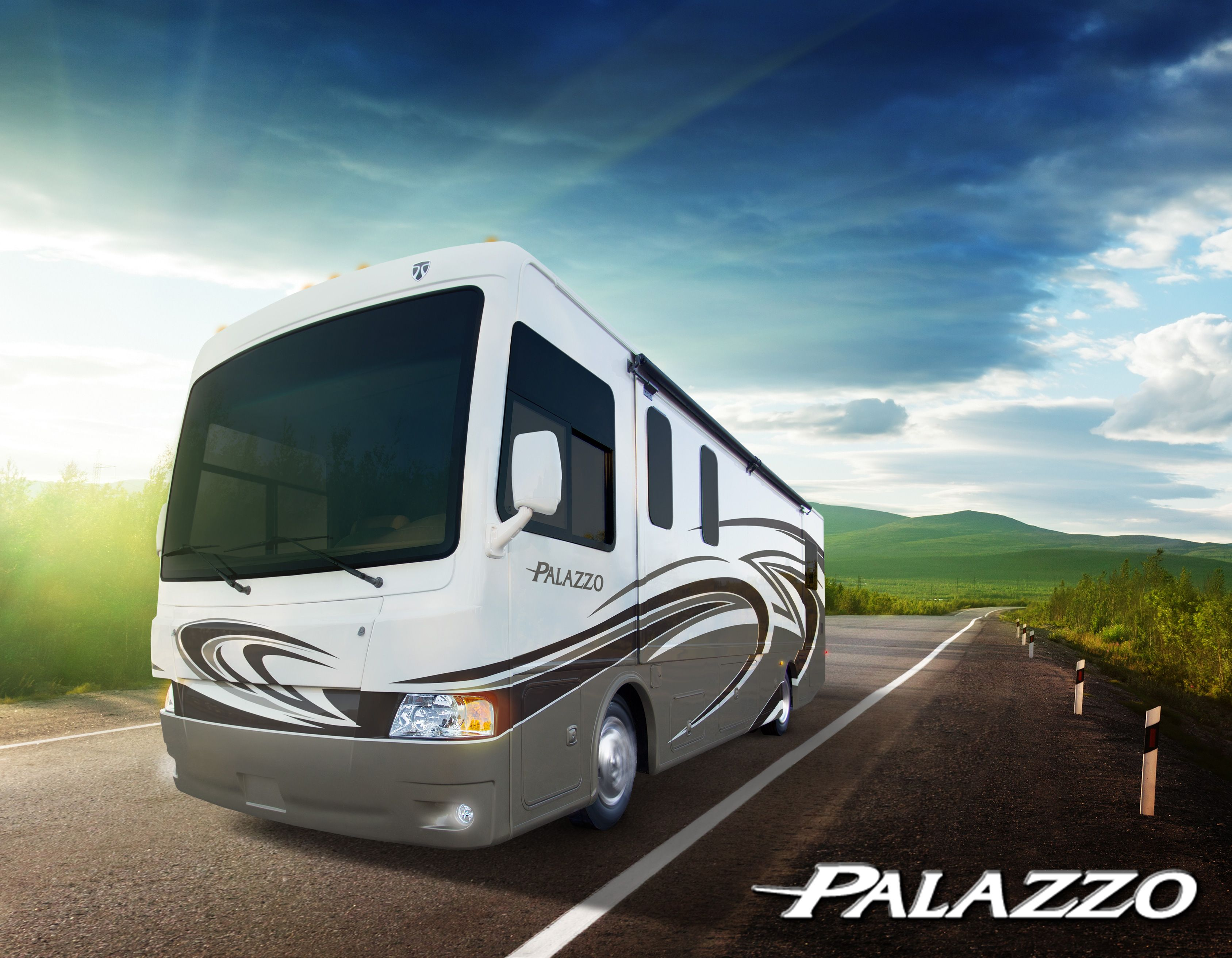 2015 thor palazzo review small diesel pushers big on