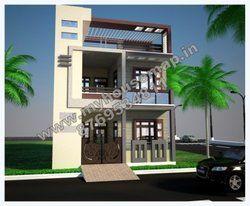 Duplex House Plan Exterior Design For Small Houses House Elevation Small House Elevation Front Elevation Designs