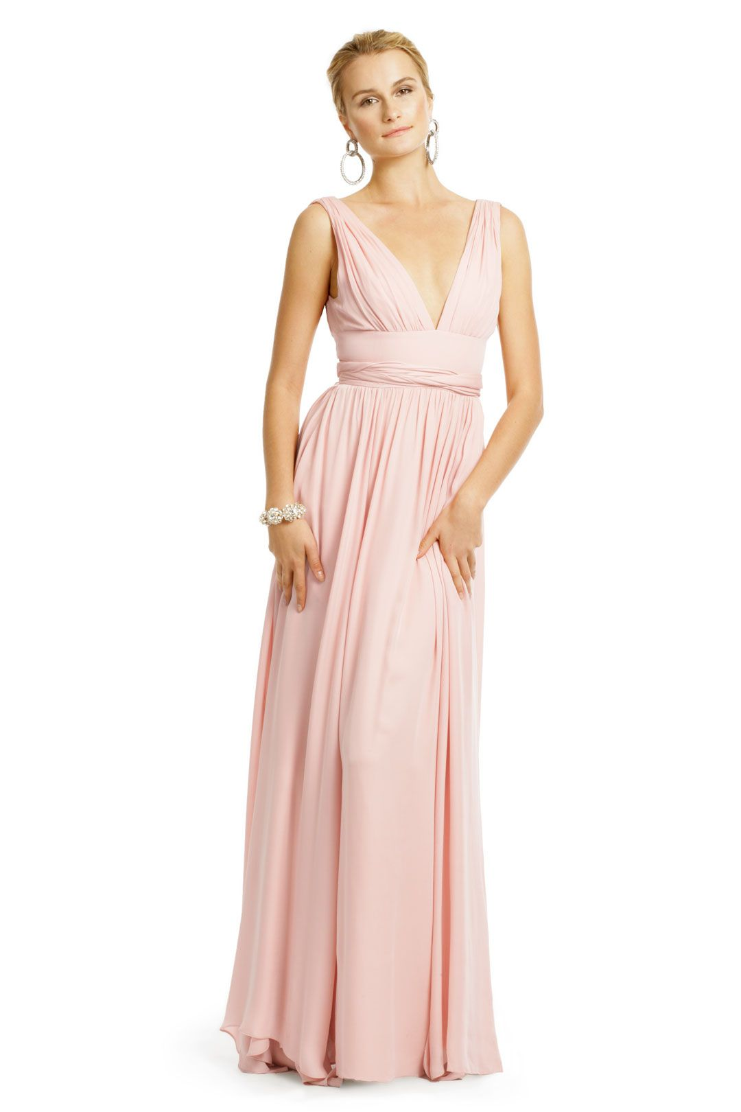 Halston Heritage Capri Romance Gown: This site lets you rent ...