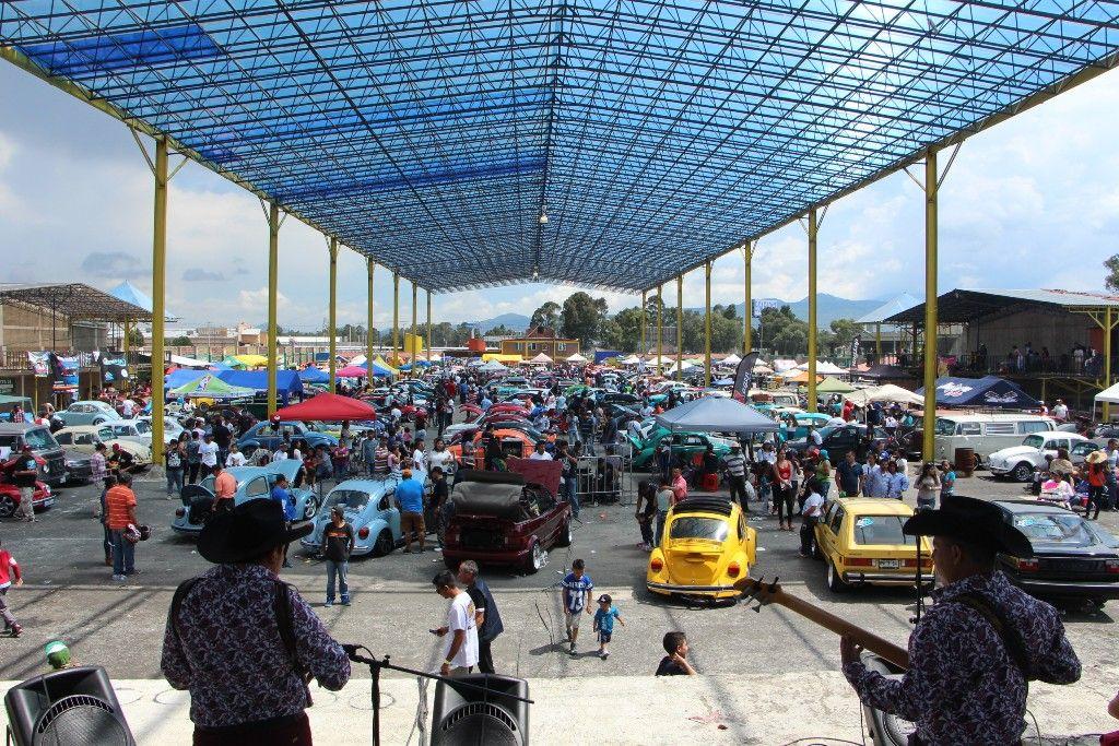 4to ValleWagen, la esperada fiesta vochera en el Valle de Chalco