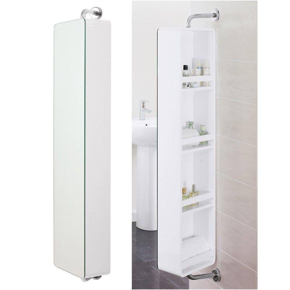 Rotating Bathroom Cabinet Bar From Swivel