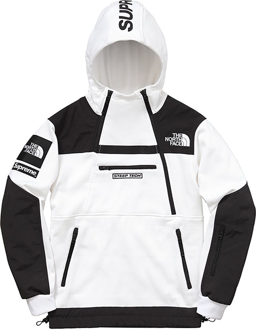 Supreme X The North Face Spring 2016 Collection Supreme Clothing North Face Jacket Tech Hoodie