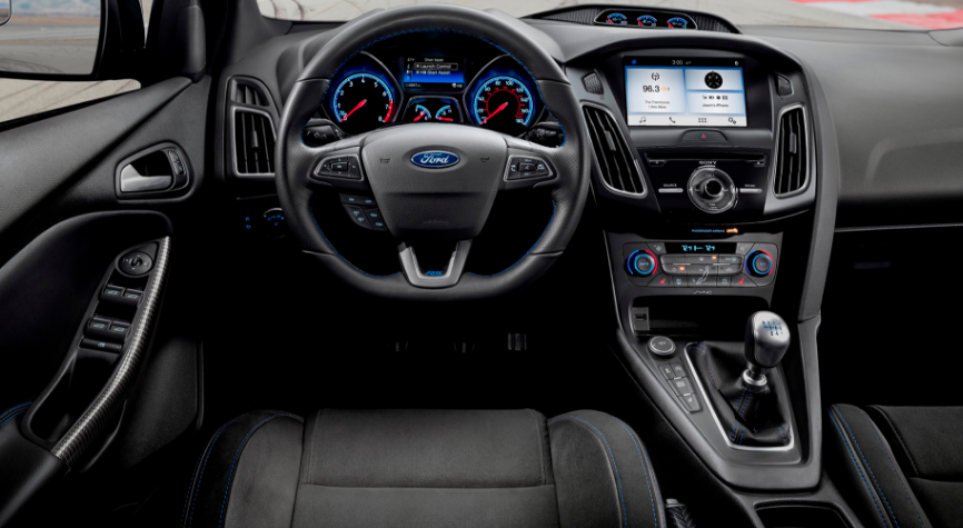2018 Ford Focus St Interior