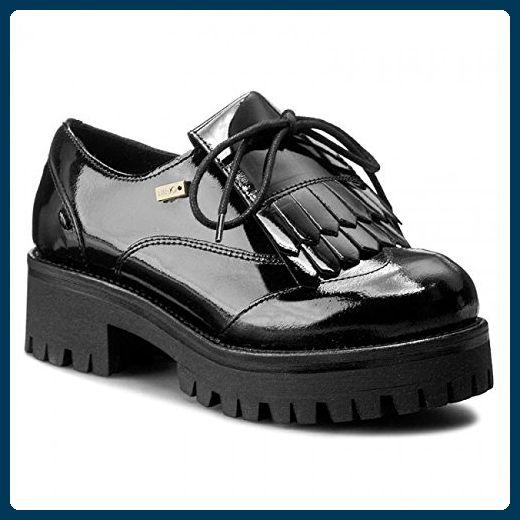 Liu Jo S66073p0131 Mokassins Damen Schwarz, Größe 36 - Slipper und mokassins  für frauen (