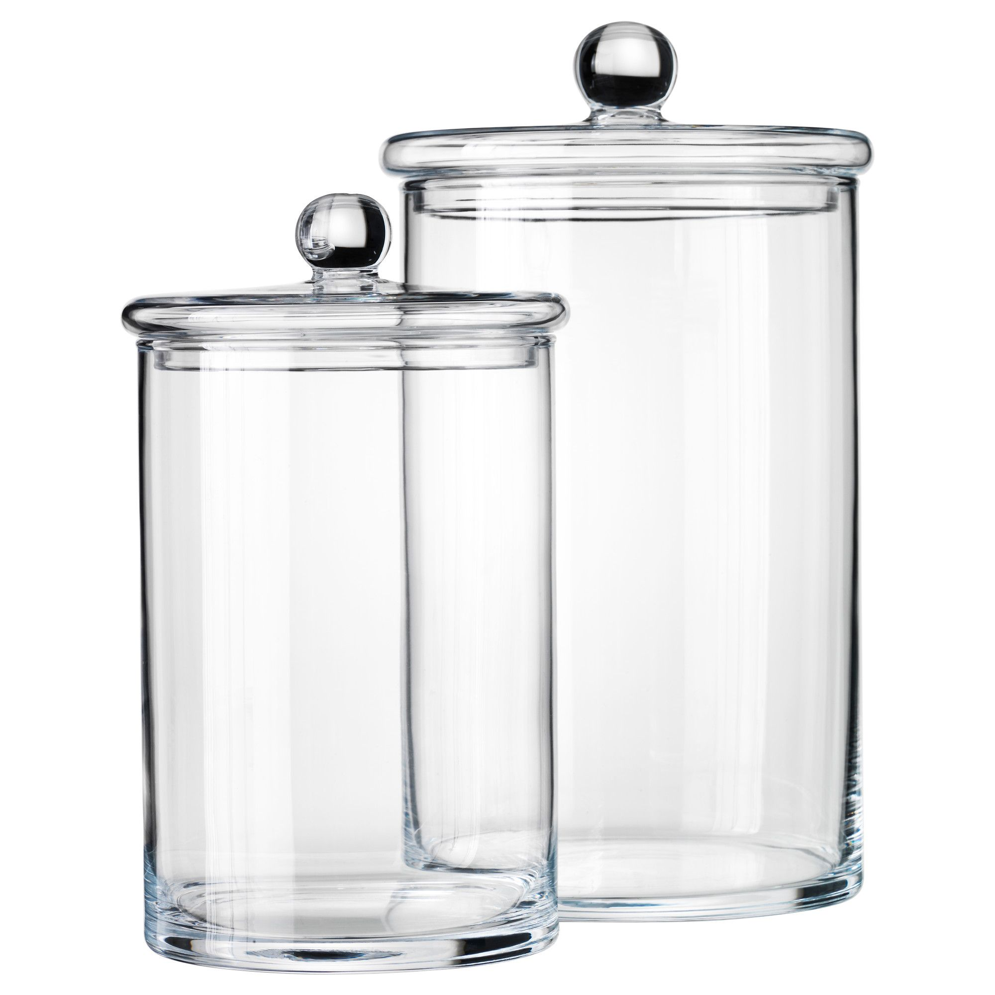 Botes De Cocina Ikea Ryssby 2014 Jar With Lid Set Of 2 Ikea Awesome Stuff