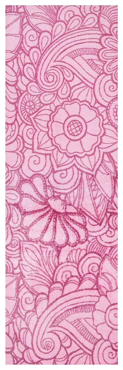 Freundin Home Collection Laufer Fleur Rosapinke Teppiche Verleihen Ihren Raumen Lebendigkeit Und Freude Je Nachdem Welche Rugs Trending Decor Rugs On Carpet