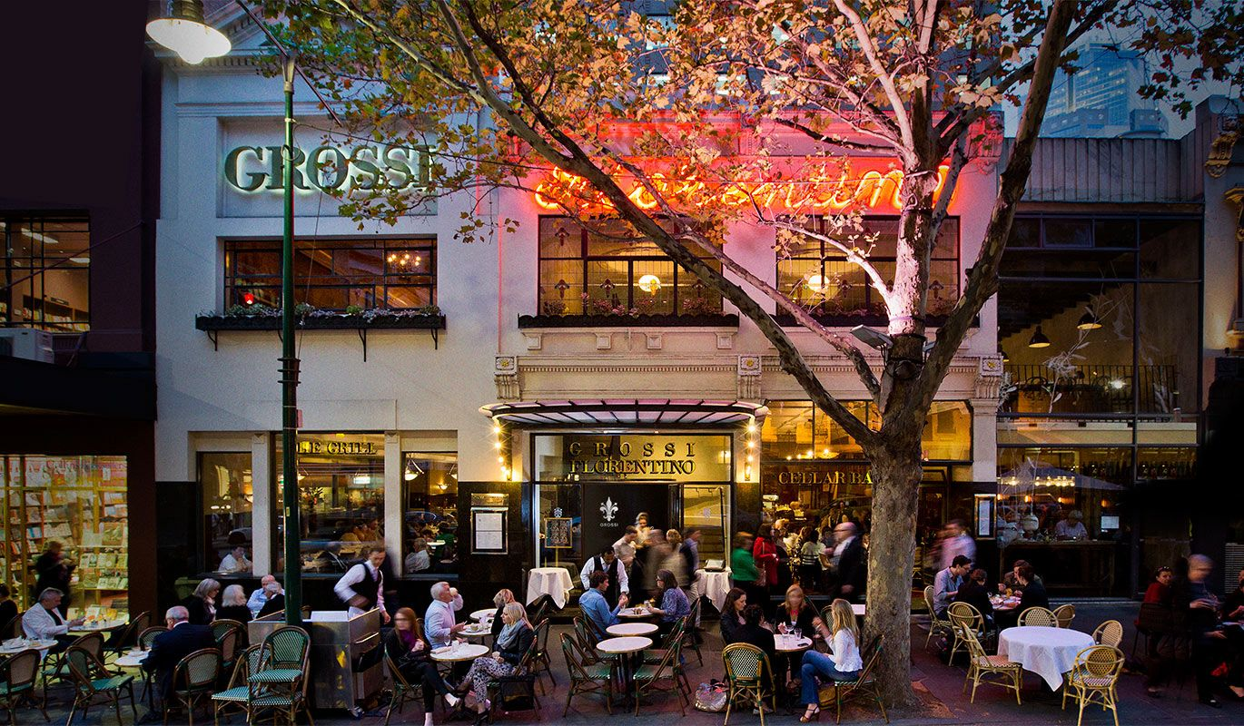 Grossi Floino The Curators Guy Reveals His Top 5 Melbourne Restaurants Meltinger