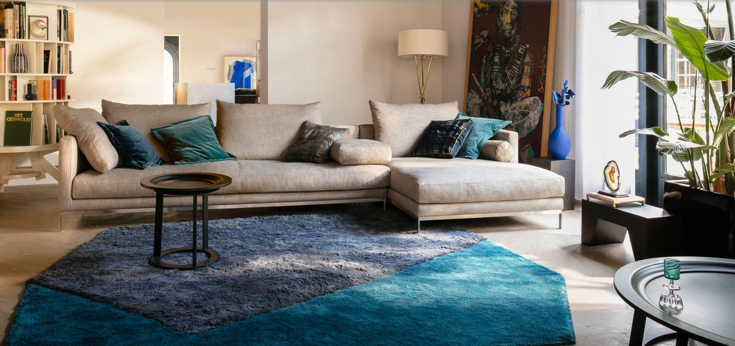 Sofa Jan des Bouvrie for linteloo linteloo bank sofa