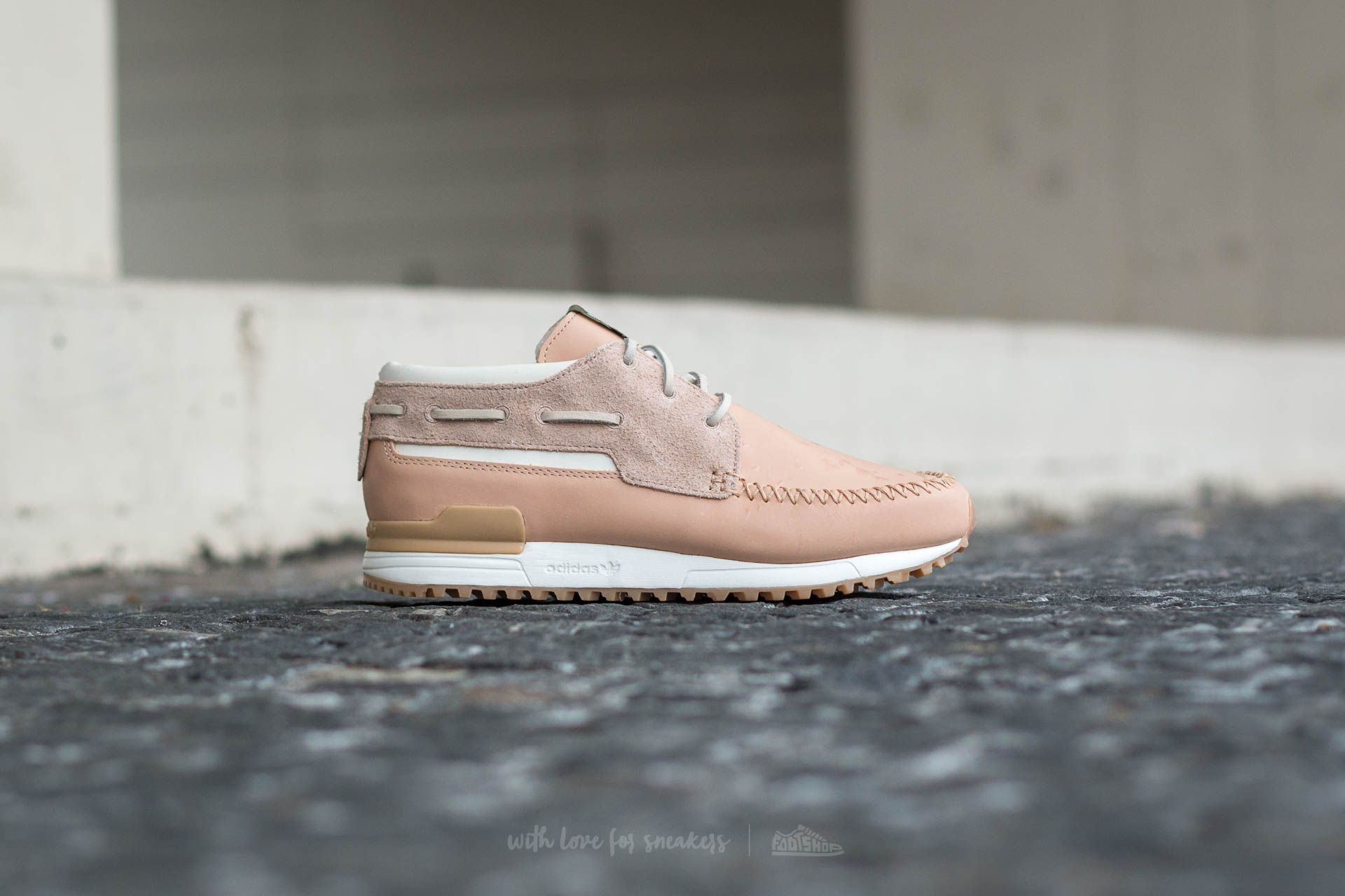 ... wholesale adidas consortium x end. zx 700 boat end tan tan white at a  5147b 5ef6806a5903