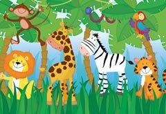 Jungle Party   Children's Puzzles   2D Puzzles   Shop   US   ravensburger.com