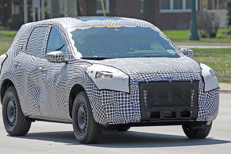 2020 Ford Escape Spied Camouflaged Review Ford Escape Ford Fusion Ford F150