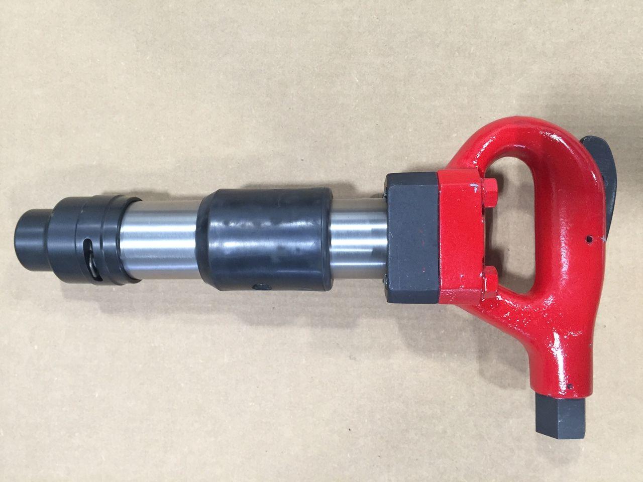 Pneumatic Chipping Hammer 4 Bolt Toku FBCH3 + 2 Bits
