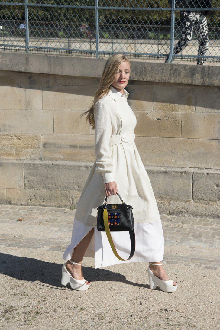 Pin for Later: Le Meilleur du Street Style Vu à la Fashion Week de Paris Paris Fashion Week, Jour 4
