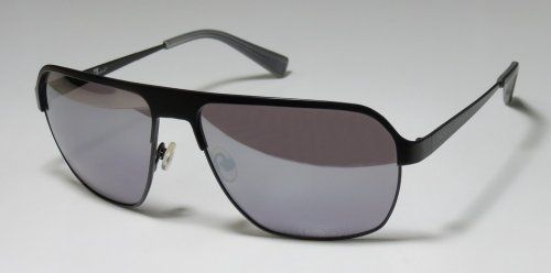 new season & original - brand/designer: 7 FOR ALL MANKIND style/model: VENTURA frame color: BLACK lenses: GRAYISH PURPLE STYLISH SUNGLASSES/SUN GLASSES WITH GENUINE CASE & GIFT BOX - for men/mens by 7 For All Mankind. $89.95. size:  62-15-135. MSRP: $240.95. hard case: original. style: Ventura. color: Jet (frame - black, lenses - mirrored grayish purple). You are looking at a pair of very stylish 7 For All Mankind sunglasses. They are brand new and guaranteed t...