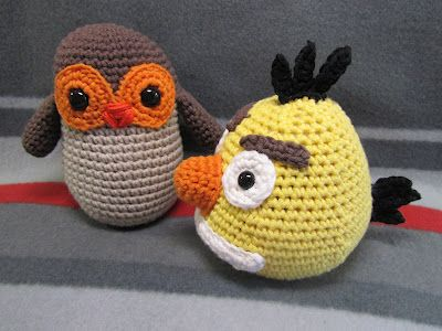 Amigurumipaja: Pöllö on oiva ensimmäinen amigurumi