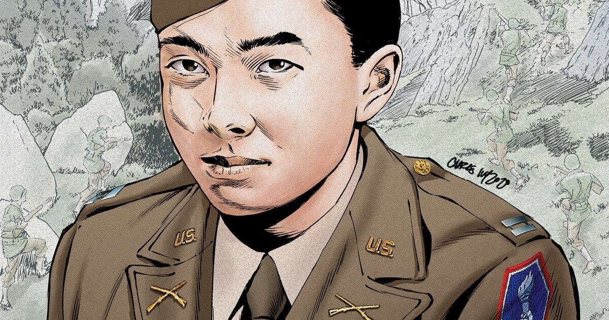 Photo of Not even a severed arm could stop him from taking down Nazis — now his story is a graphic novel