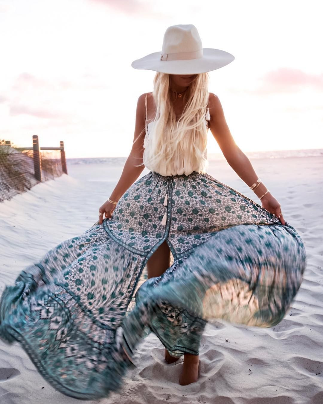 Gorgeous Gypsylovinlight Wearing Spell Kombi Maxi Click Image To Shop