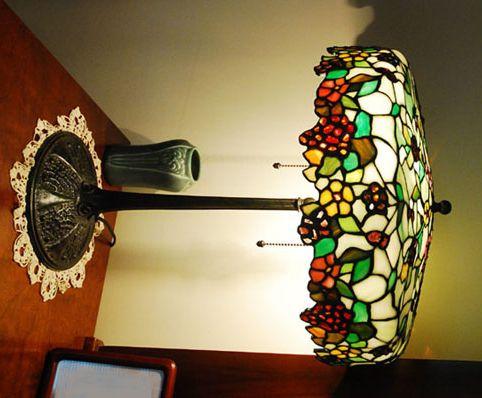 Tiffany Lampen Amsterdam : Oldest antique tiffany lamp tiffany lamps at singer laren museum