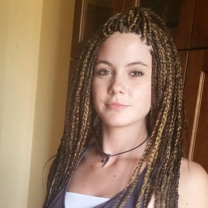 treccine africane lunghe