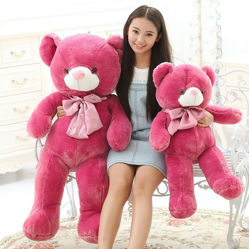 Candy Bear Plush Toys \ Stuffed Toy Lowest Price Birthday gifts \ Christmas  \ Lovers love
