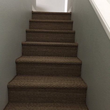 Best Wall To Wall Installed Seagrass Carpet Installation 400 x 300