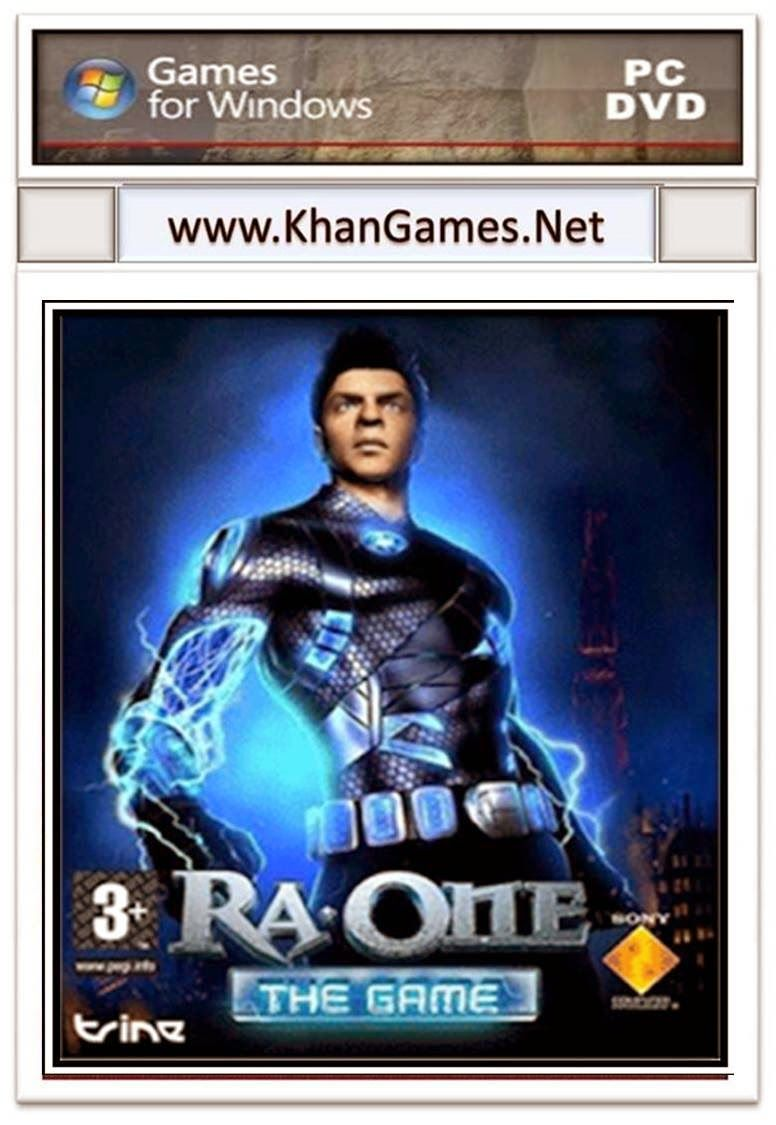 ra one game size 246 mb system requirements operating system