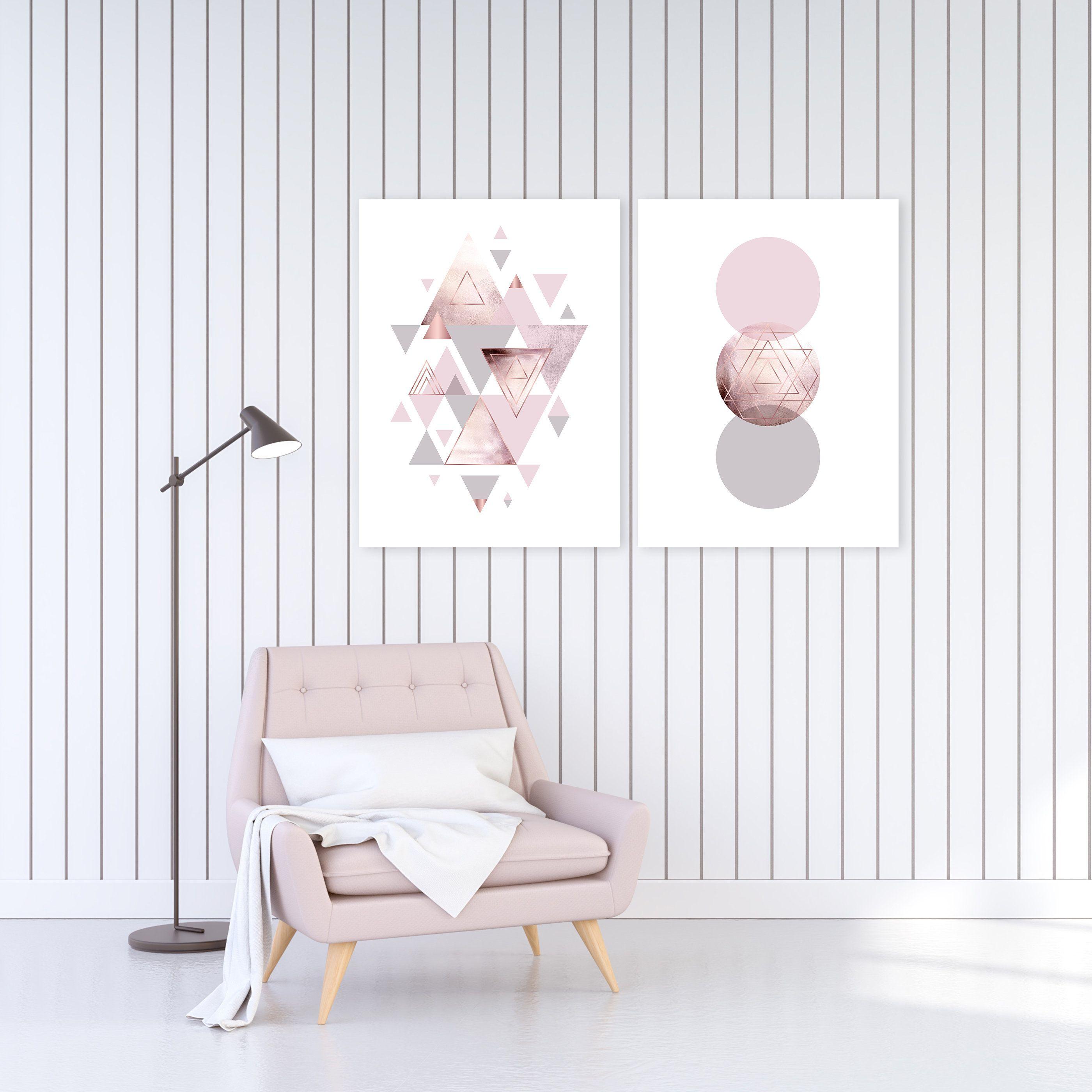 Dandelion Wall Art Decor Dandelion Blush Pink Grey Etsy Dandelion Wall Art Grey Wall Art Pink Wall Art