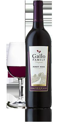 Gallo Family Vineyards Pinot Noir Everyday Red Wine