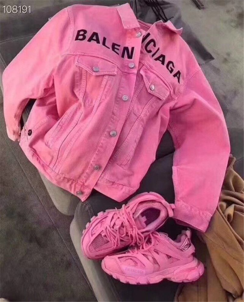 Balenciaga Track 3 0 Pink Balenciaga Sneakers Pink Sell Online Best Quality Designer Replica Bags Replica Shoes Replica Clothing Balenciaga Replica Bag Ysl Repl In 2020 Pink Balenciaga Balenciaga Sneakers Swag Outfits For Girls