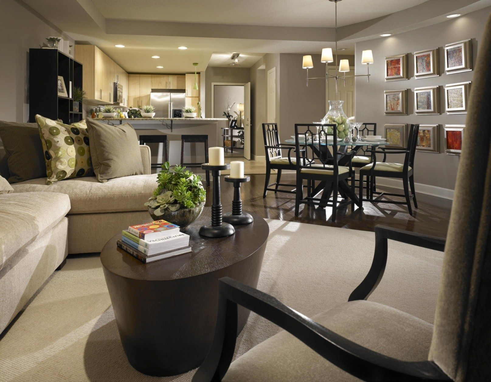 Kitchen And Living Room Design Ideas Adorable Top 10 Interior Design Ideas For Lounge Dining Room Top 10 Inspiration