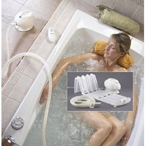 Conair Thermal Spa Bath Mat Massager For Your Home Bath Jacuzzi