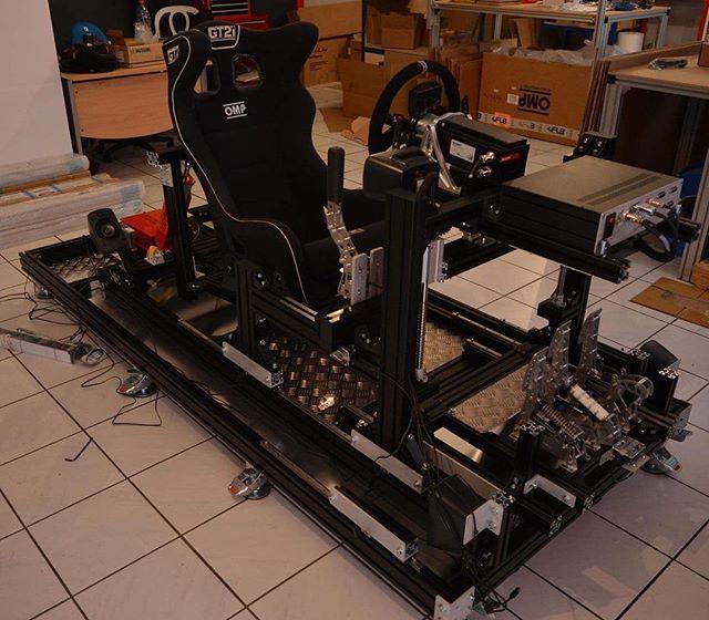 simulation #simulator #motorsport #simracing #vr #jclsimracing
