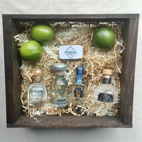 Tequila Tasting Kit - $25 Secret Santa, White Elephant, Housewarming, and so much more!