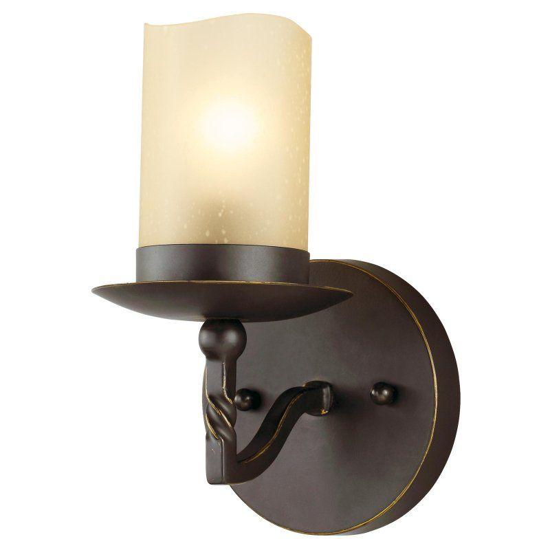 Sea Gull Lighting Trempealeau 4110601-191 1-Light Wall / Bath Sconce - 4110601-191, SGL1358-1