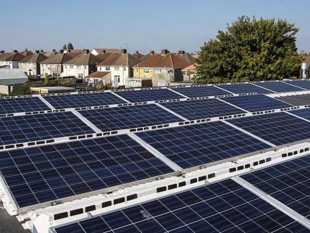 Government Accused Of Trying To Kill Off Uk Solar Industry Before It Can Become The Cheapest Form Of Electricity Cheap Electricity Solar Energy Industry