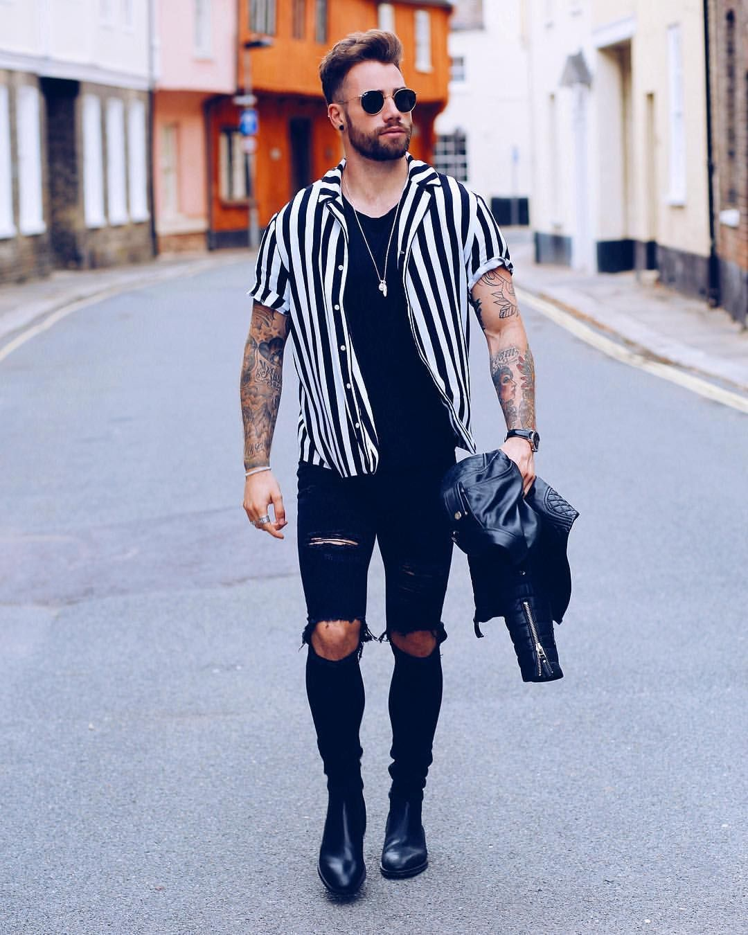 Pin de zanyoddsoul en Men Outfits | Mens fashion, Fashion y
