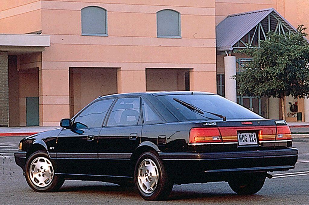 1990 92 Mazda 626