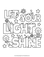 Positive Messages Coloring Pages Free Printable Pdf From Primarygames Coloring Pages Inspirational Family Coloring Coloring Pages