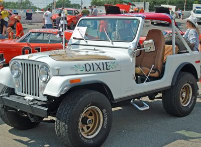 Daisy Duke S Golden Eagle When I Was Little I Wanted This Jeep